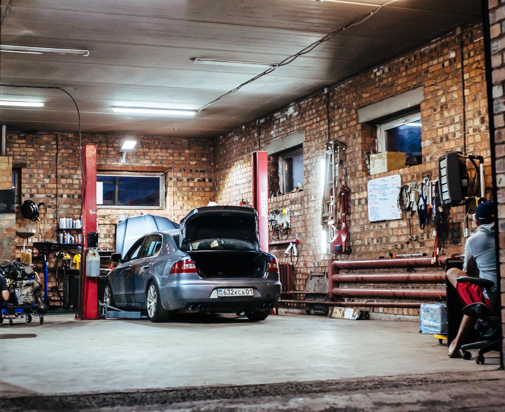 garaż ubezpieczenie